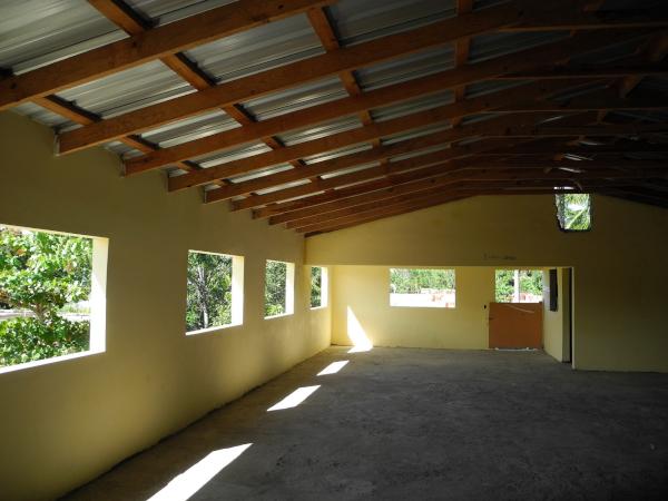 Schulgebaeude Dachgeschoss