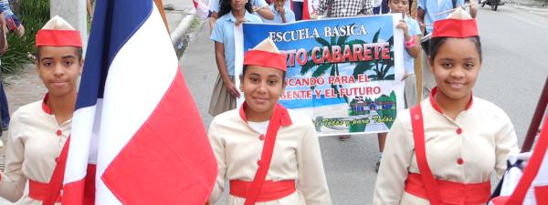 Schulparade 2012