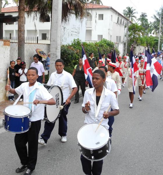 Schulparade Januar 2012 b