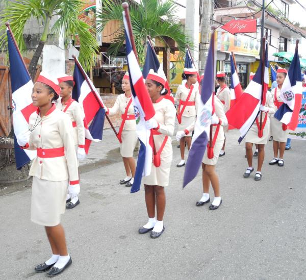 Schulparade Januar 2012 c