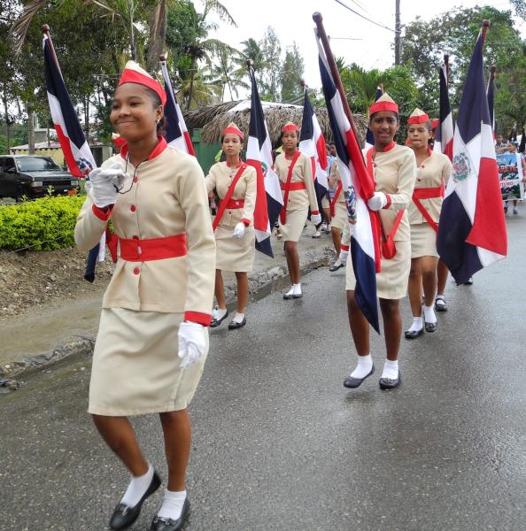 Schulparade Januar 2012 d